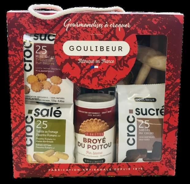 Cadeaux gourmands : Maison Goulibeur
