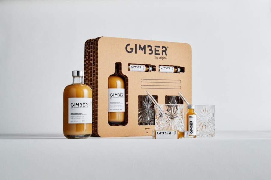 Cadeaux gourmands : Gimber