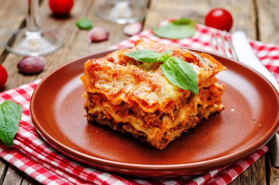 Les erreurs que l'on fait tous avec les lasagnes