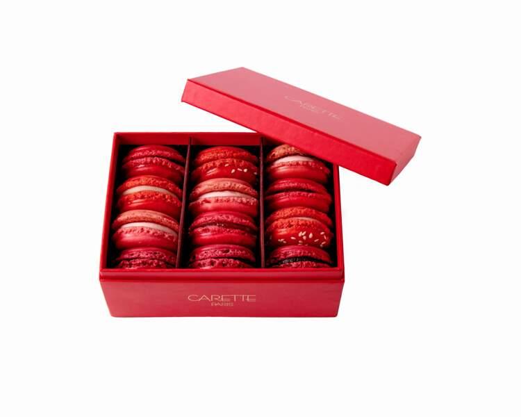 Cadeaux gourmands : Carette