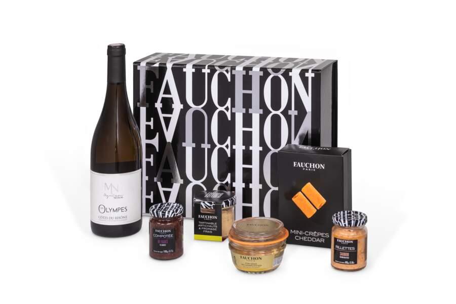 Cadeaux gourmands : Fauchon