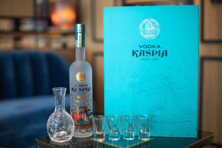 Cadeaux gourmands : Caviar Kaspia