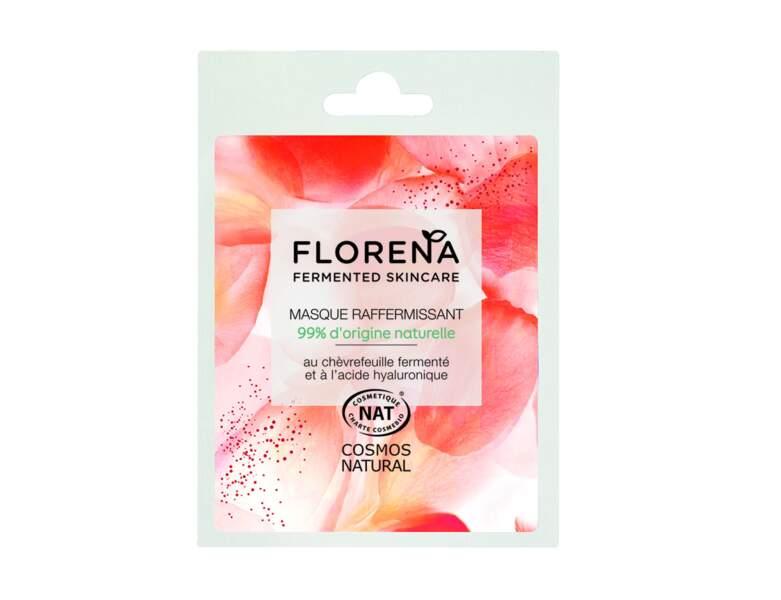 Masque Raffermissant de Florena Fermented Skincare