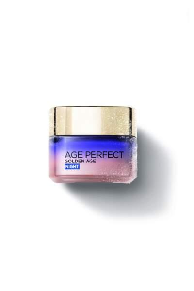 Age Perfect Golden age, Nuit, de L'Oréal Paris