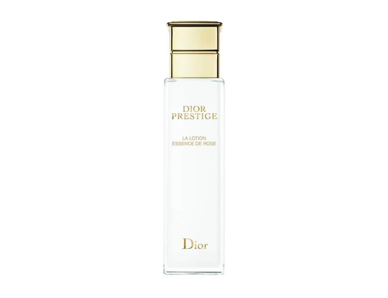 Lotion essence de rose de Dior Prestige