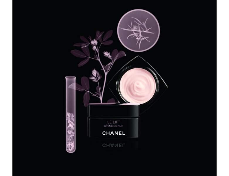 Le Lift, Crème de nuit de Chanel