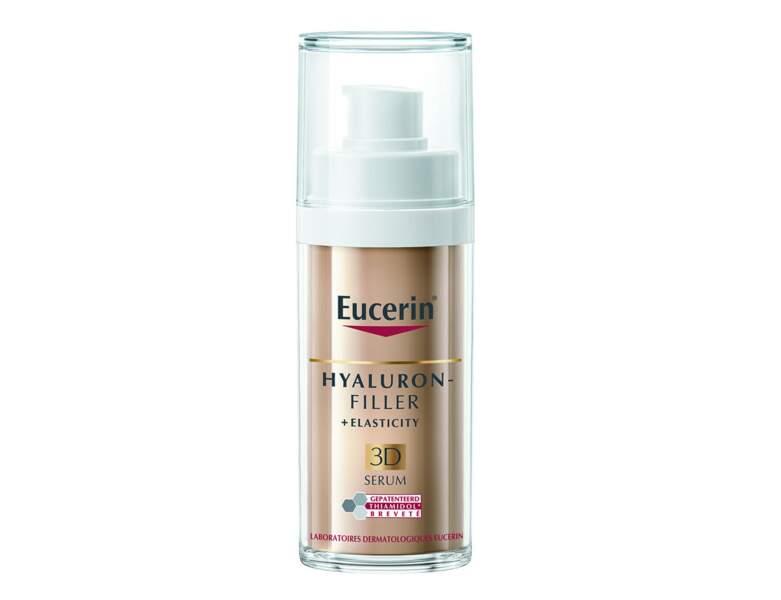 Sérum 3 D, Hyaluron Filler + Elasticity d' Eucerin