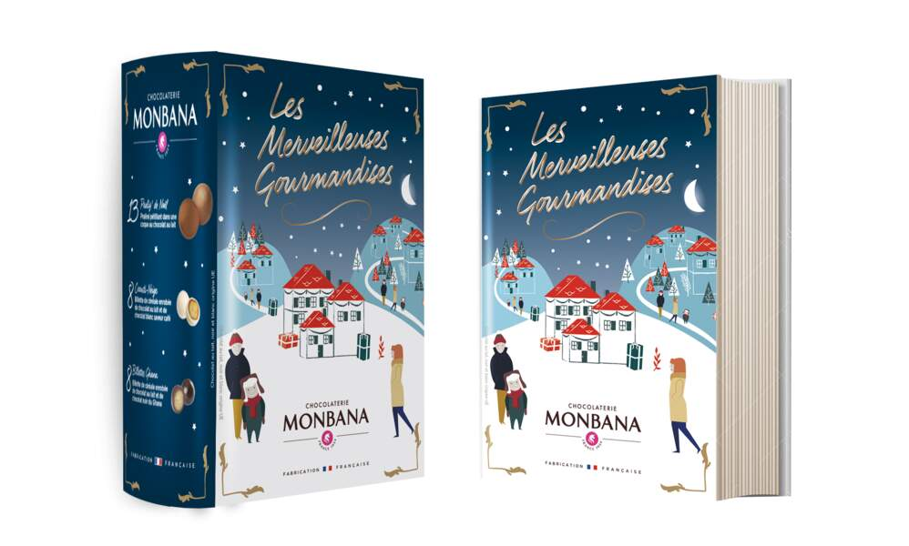 Cadeaux gourmands : Monbana