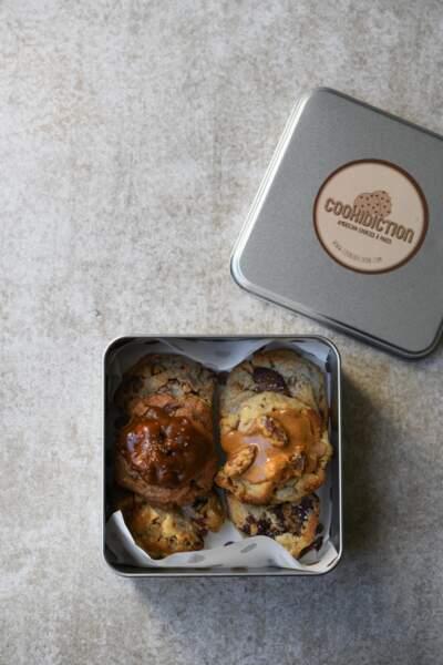 Cadeaux gourmands : Cookidiction