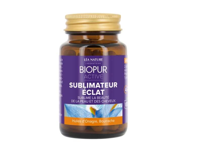 Sublimateur Eclat de Biopur active