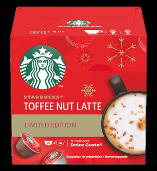 Cadeaux gourmands : Starbucks