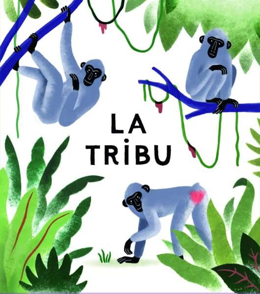 La tribu (éd. Gallimard jeunesse)