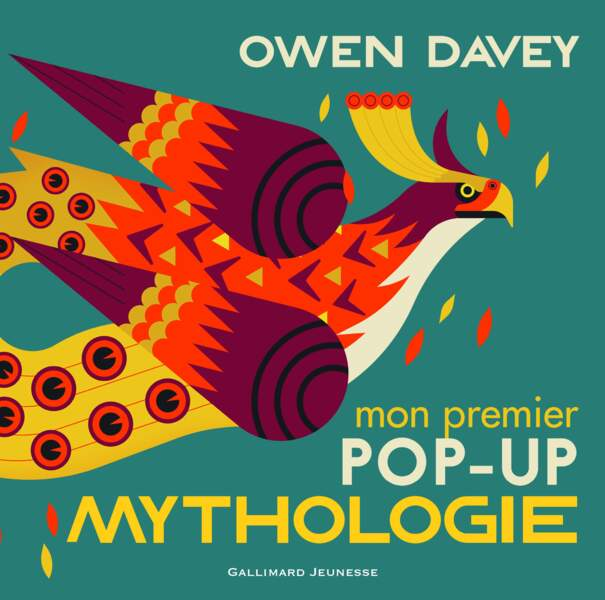 Mon premier pop-up mythologie (éd. Gallimard Jeunesse)