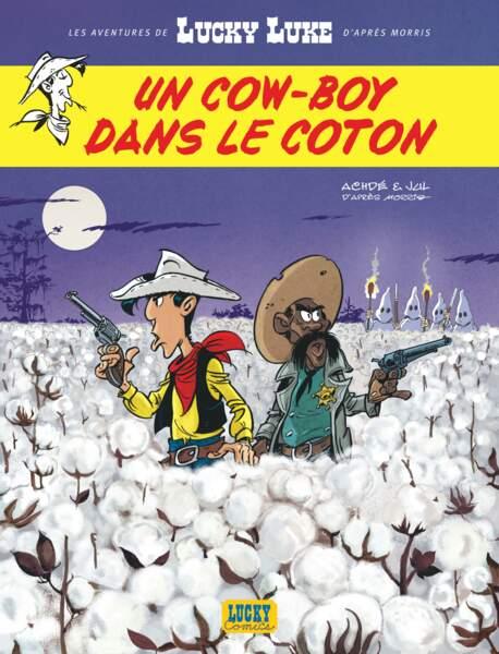 Lucky Luke, Un cowboy dans le coton (éd. Dargaud)