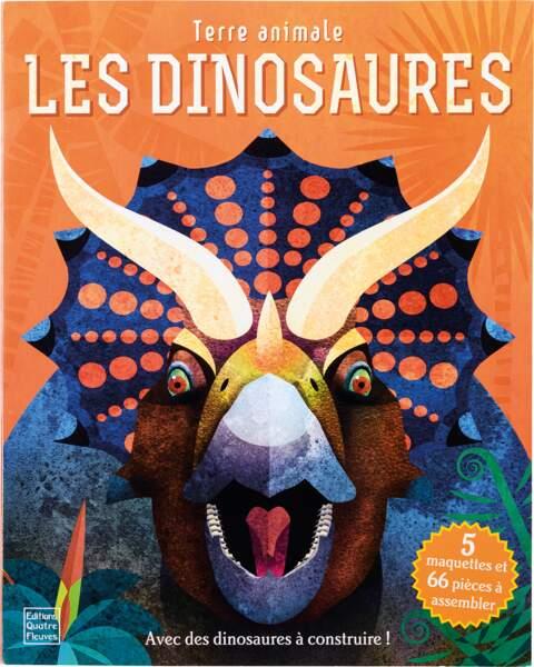 Dinosaures (éd. Quatre fleuves)