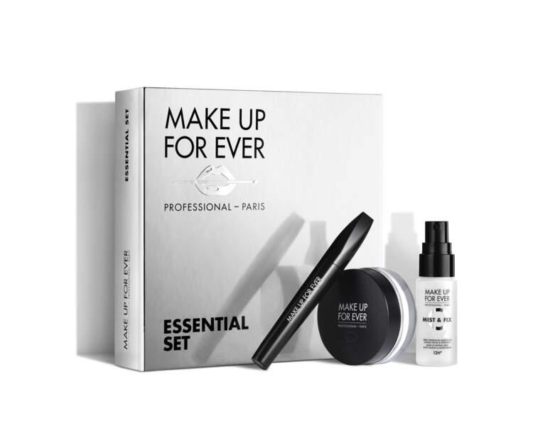 Essential Set de Make up for ever