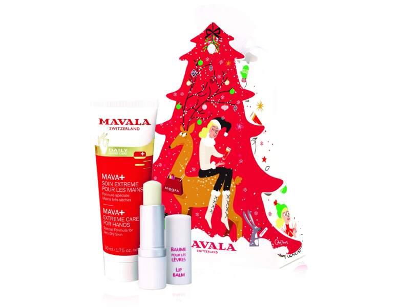 Coffret Winter Magic Tree de Mavala