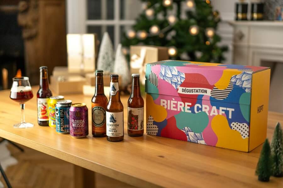 Cadeaux gourmands : Saveur Bière