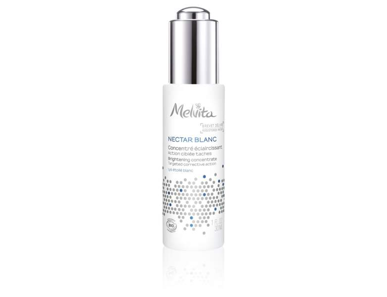 Sérum anti-taches : Nectar Blanc de Melvita