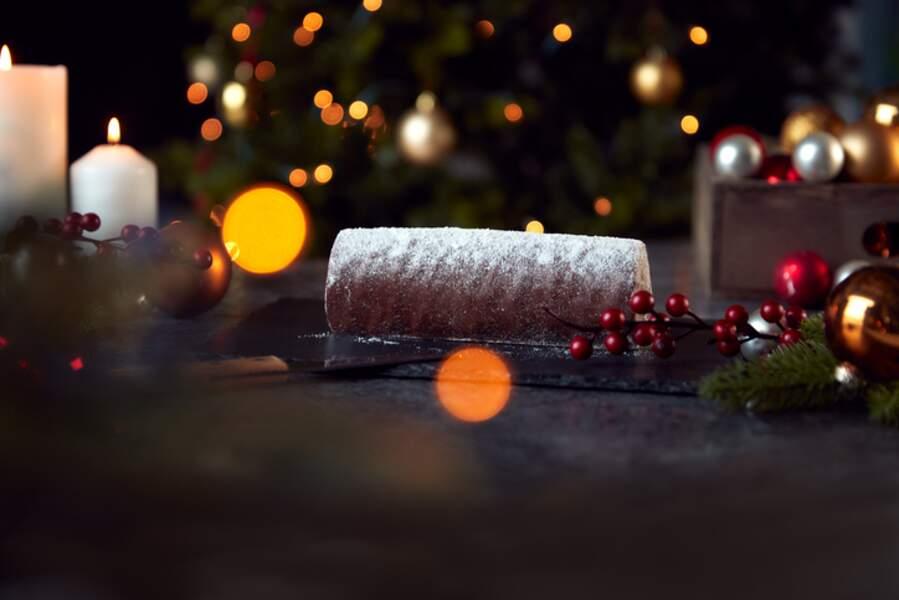 Noël anti-gaspi : la recette de la bûche de pain rassis à la crème de citron