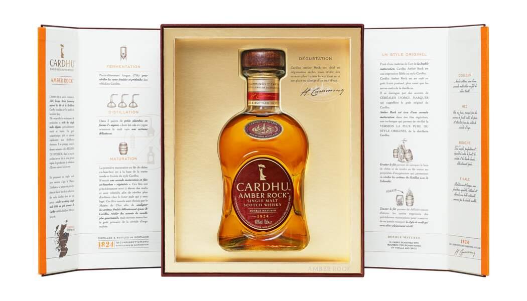 Cadeaux gourmands : Cardhu