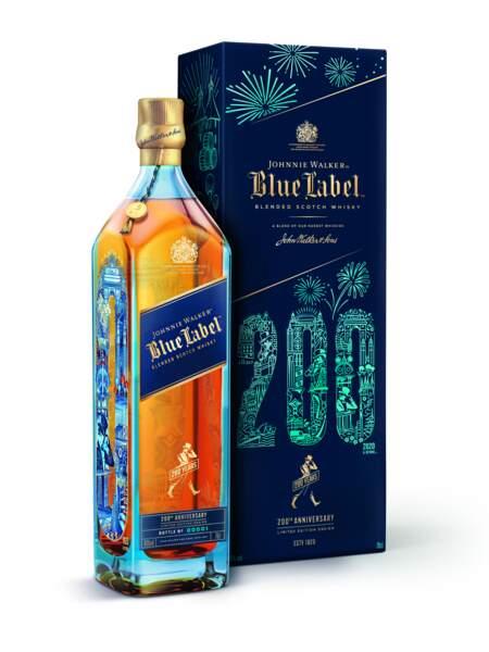 Cadeaux gourmands : Johnnie Walker Blue Label