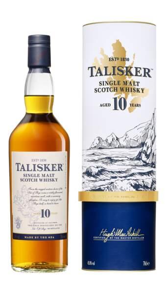 Cadeaux gourmands : Talisker