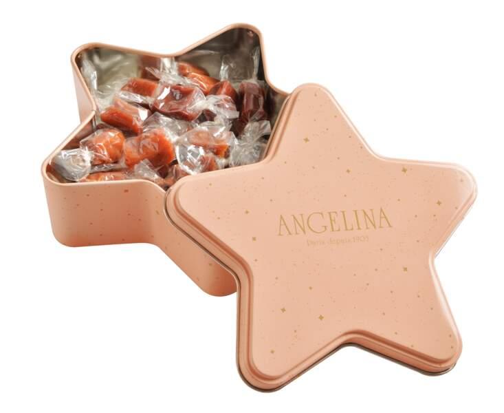 Cadeaux gourmands : Angelina