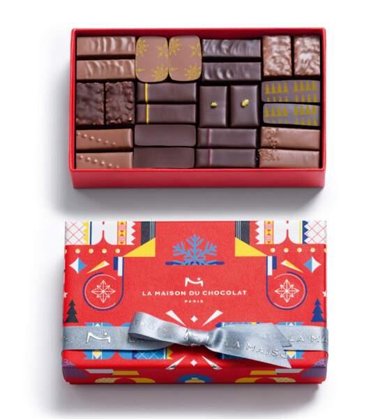 Cadeaux gourmands : La Maison du Chocolat
