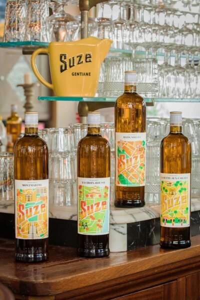 Cadeaux gourmands : Suze