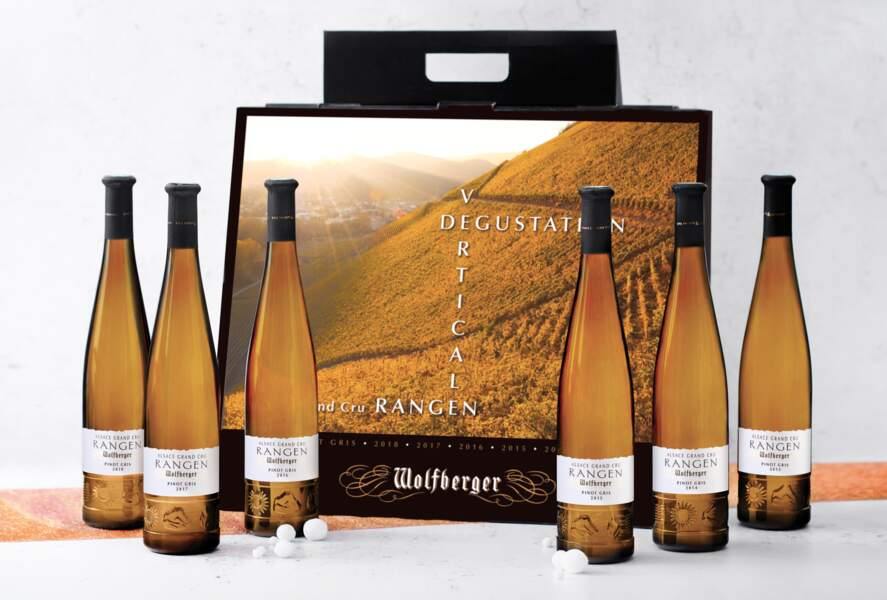 Cadeaux gourmands : Maison Wolfberger
