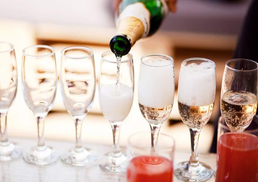 Les erreurs que l'on fait tous avec le champagne