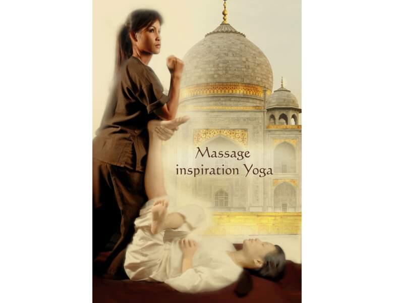 Soin Massage Taj Palace de La Sultane de Saba
