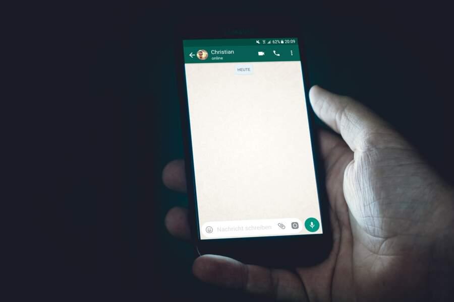 Comment savoir si un contact m'a bloqué sur WhatsApp ?