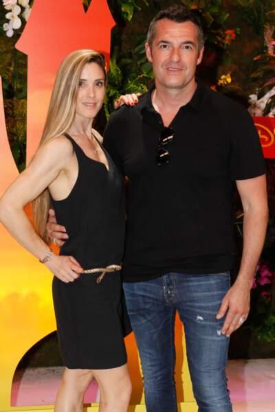 Arnaud Ducret et Claire Francisci officialisent leur relation en juin 2018.