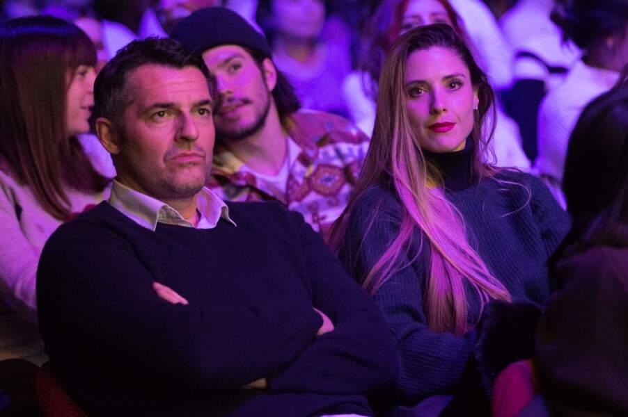 En janvier 2020, le couple s'est rendu à la 23ème édition du festival international du film de comédie l'Alpe d'Huez.