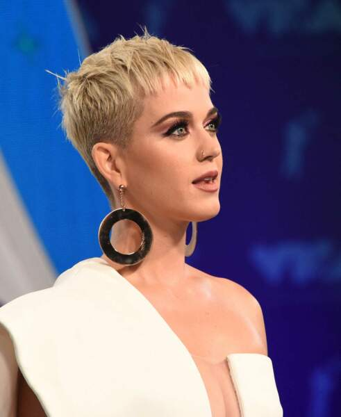 Le blond platine de Katy Perry