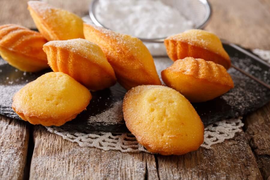 Cyril Lignac dévoile sa délicieuse recette de madeleines