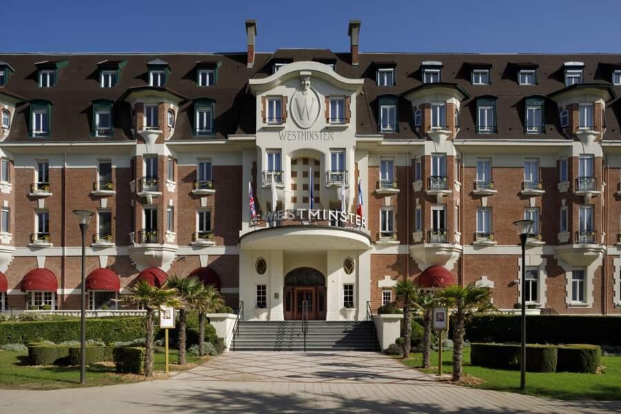 Hôtel Barrière Le Westminster Le Touquet