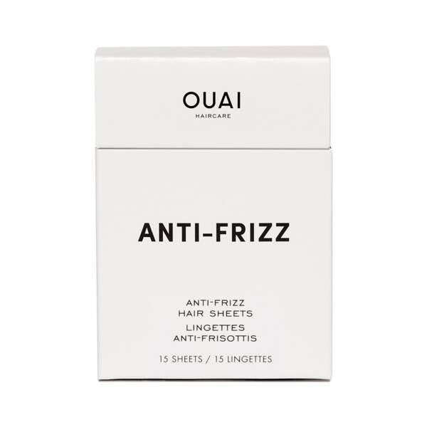 Feuilles Antifrisottis Pour les cheveux, Ouai, prix indicatif : 39,10€