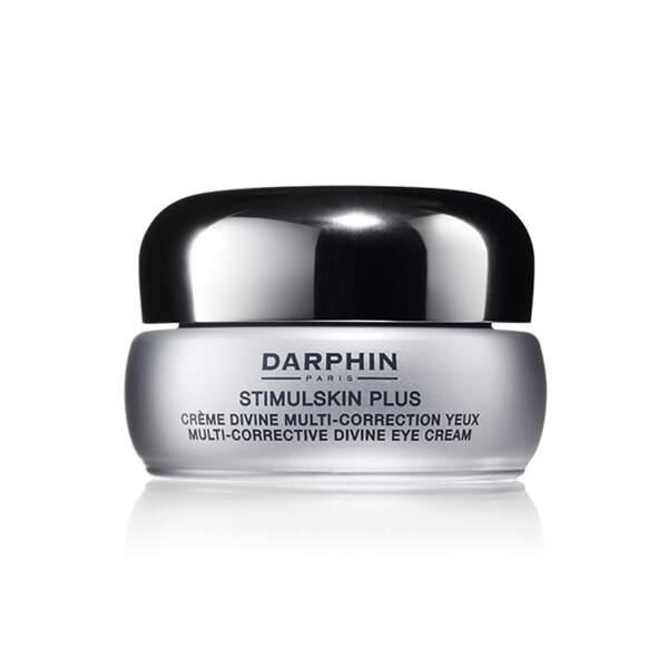 Stimulskin Plus - Crème Divine Multi-Correction Yeux, Darphin, pot 15 ml, prix indicatif : 99,90 €