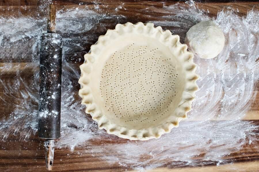 La recette de la tarte au sucre facile et rapide de Cyril Lignac