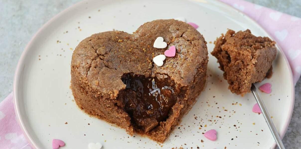 Moelleux au chocolat & piment