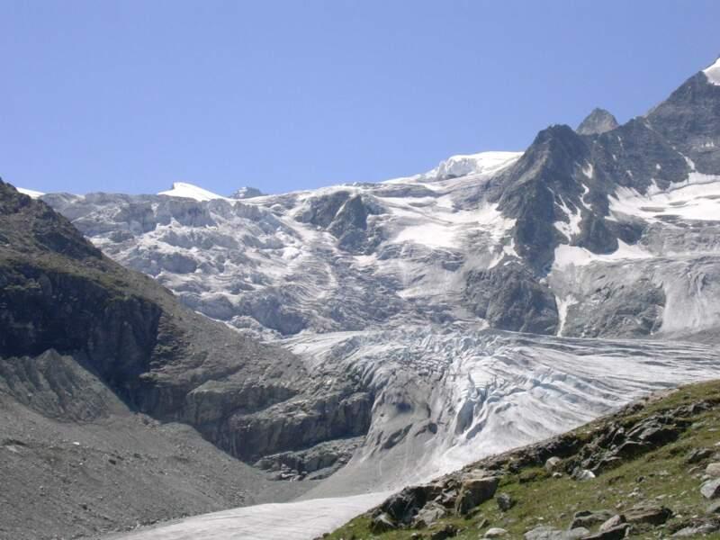 Le glacier de Moiry