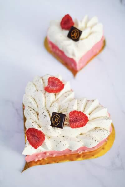 Cœur Valentin : Maison Kayser