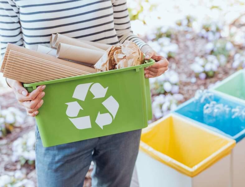 Recyclé, recyclable : comment s'y retrouver ?