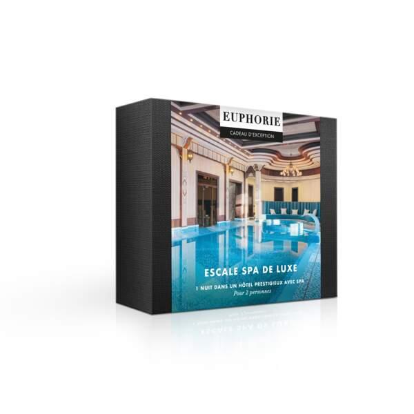 Escale spa de luxe : SMARTBOX EUPHORIE