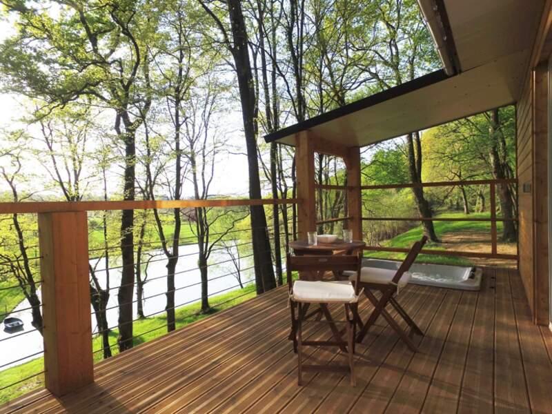 La Cabane du Lac, Nouvelle-Aquitaine : Abracadaroom