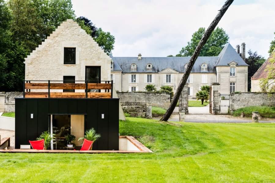 Jolie petite maison en Normandie : Casalino