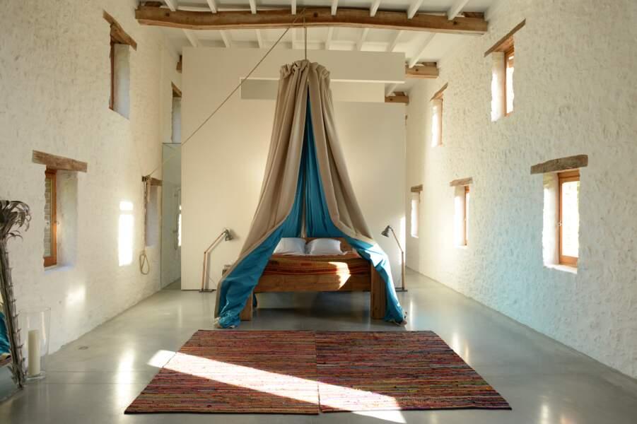 Un loft design en pleine nature en Dordogne : Casalino